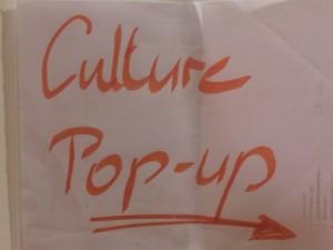 Culture Pop Up